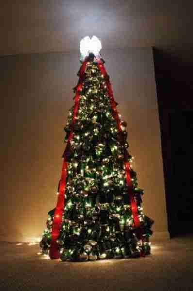 Το πιο πρωτότυπο χριστουγεννιάτικο δέντρο