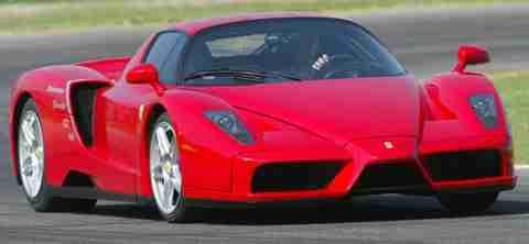 . Ferrari Enzo