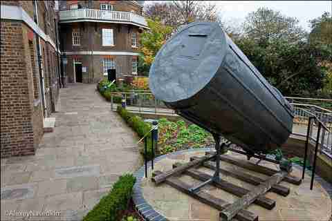 Αστεροσκοπείο του Γκρήνουιτς