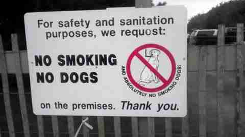 Αστείες πινακίδες και η μετάφραση..