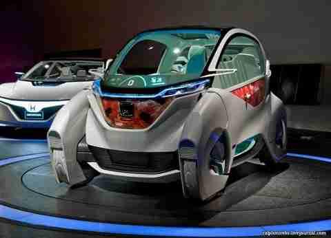 Τα αυτοκίνητα του μέλλοντος