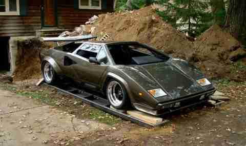 Έφτιαξε την δική του Lamborghini