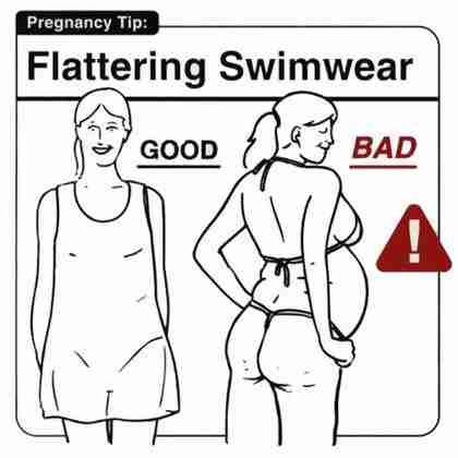 Παράξενες οδηγίες προς.. εγκυμονούσες