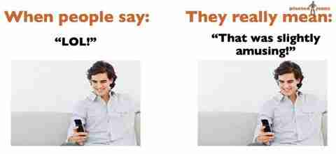 Τι λέμε αλλά τι εννοούμε στην πραγματικότητα