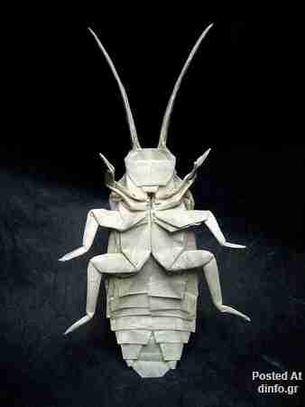 Ο Brian Chan και η τέχνη του Origami