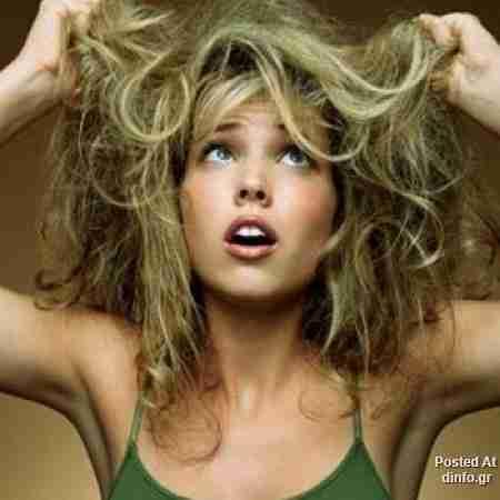 Σύνδρομο Αχτένιστων Μαλλιών