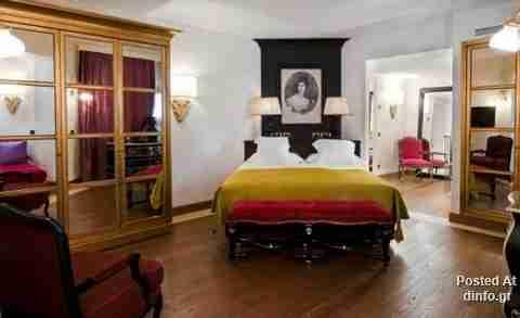 Το ξενοδοχείο των 1500 δολαρίων την βραδιά!