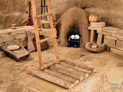 Ένα ξενοδοχείο μέσα σε σπηλιά