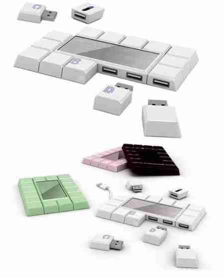 Παράξενα USB Hubs