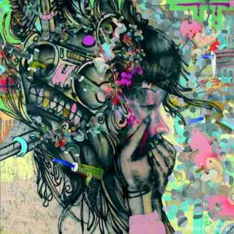 Ο πιο πλούσιος καλλιτέχνης Graffiti
