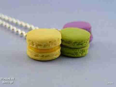 Κοσμήματα που μοιάζουν με τρόφιμα