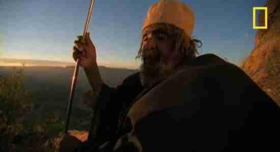 Ο άνθρωπος που έσκαψε το βουνό για να φτιάξει εκκλησίες