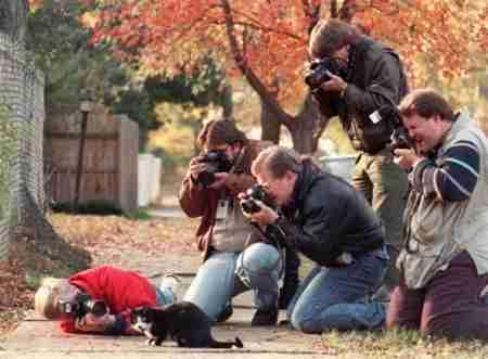 Φωτογραφίζοντας τους.. φωτογράφους!