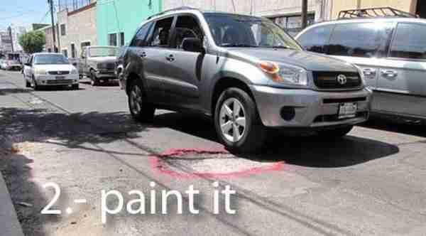 Πως θα ξεφορτωθείτε τις λακούβες του δρόμου