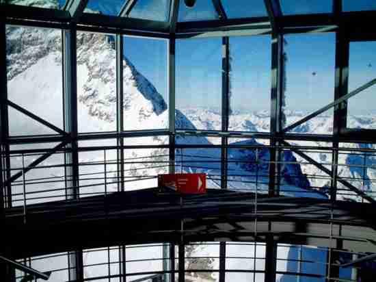 Το κτίριο που βρίσκεται στο ψηλότερο σημείο της Ευρώπης