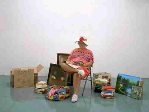 Τα ρεαλιστικά γλυπτά του Duane Hanson