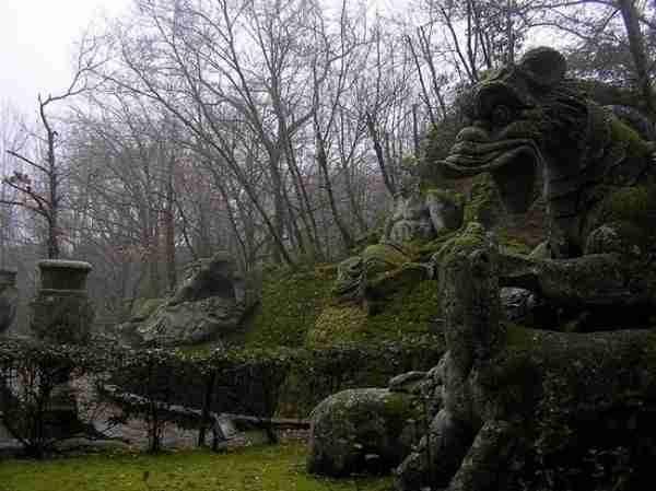 Ο πιο τρομακτικός κήπος στον κόσμο