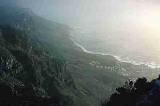 Κέιπ Τάουν, Αφρική