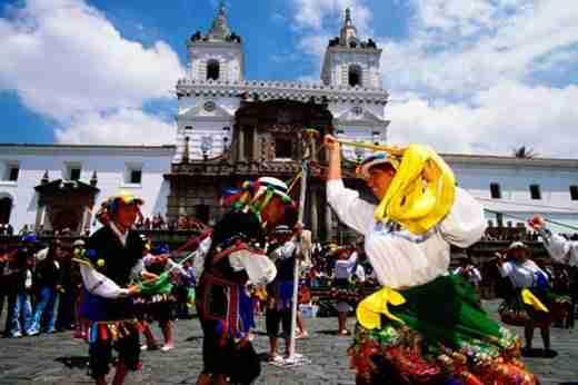Κίτο, Εκουαδόρ