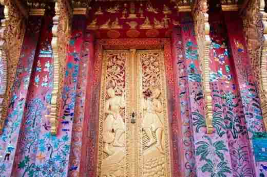 Λουάνγκ Πραμπάνγκ, Λάος