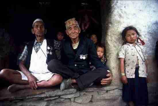 Συλλέκτες μελιού στο Νεπάλ