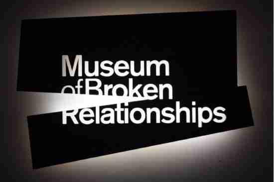 Το μουσείο των διαλυμένων σχέσεων