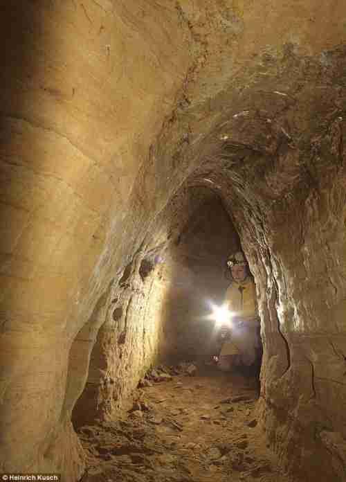 Δίκτυο υπόγειων σηράγγων κάτω από την Ευρώπη