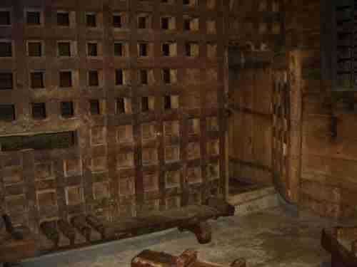 Οι φυλακές του Κόμη Μοντεχρήστο