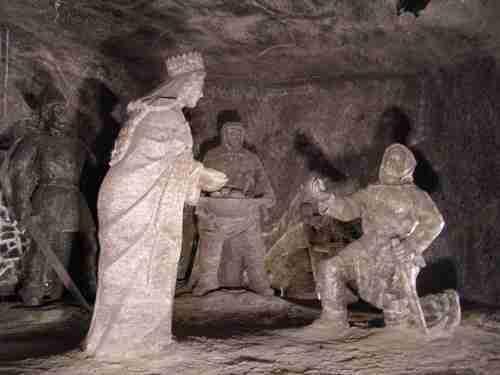 Το πιο ασυνήθιστο αλατωρυχείο του κόσμου