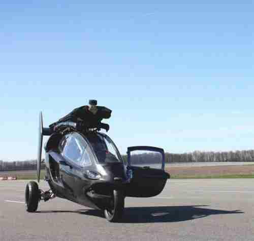 Το ιπτάμενο αυτοκίνητο