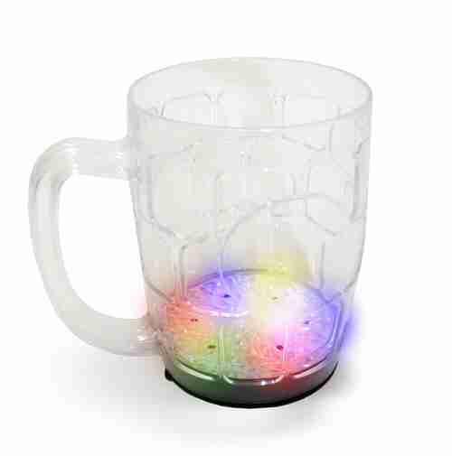 Φωτιζόμενο Ποτήρι Μπύρας