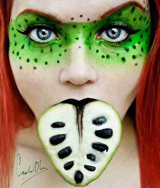 Τα υπέροχα πορτραίτα της Cristina Otero