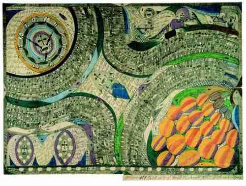 9 Παραδείγματα Τέχνης της φυλακής