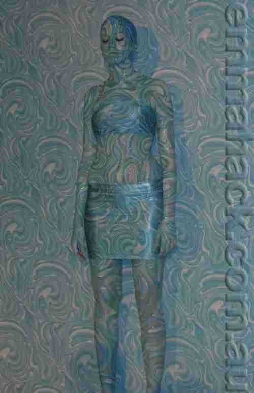 Body Painting από την Emma Hack