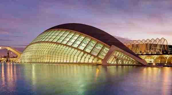 Η Πόλη των Τεχνών και των Επιστημών