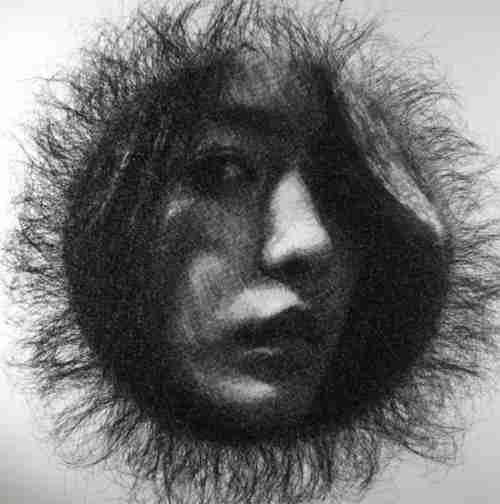 Πορτρέτα από σύρμα του Seung Mo Park