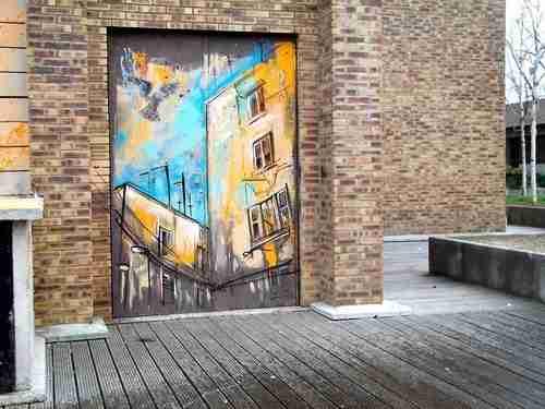Street Art από την Alice