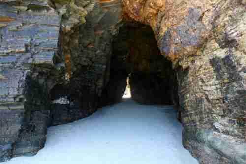 Η πιο εντυπωσιακή παραλία στην Ισπανία.