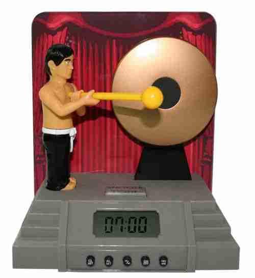Ρολόι ξυπνητήρι - Gong