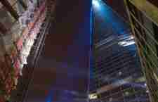 Τα εγκαίνια του ψηλότερου κτιρίου στην Ευρώπη