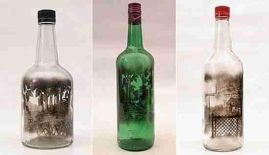 Τα πρωτότυπα έργα τέχνης του Jim Dingilian