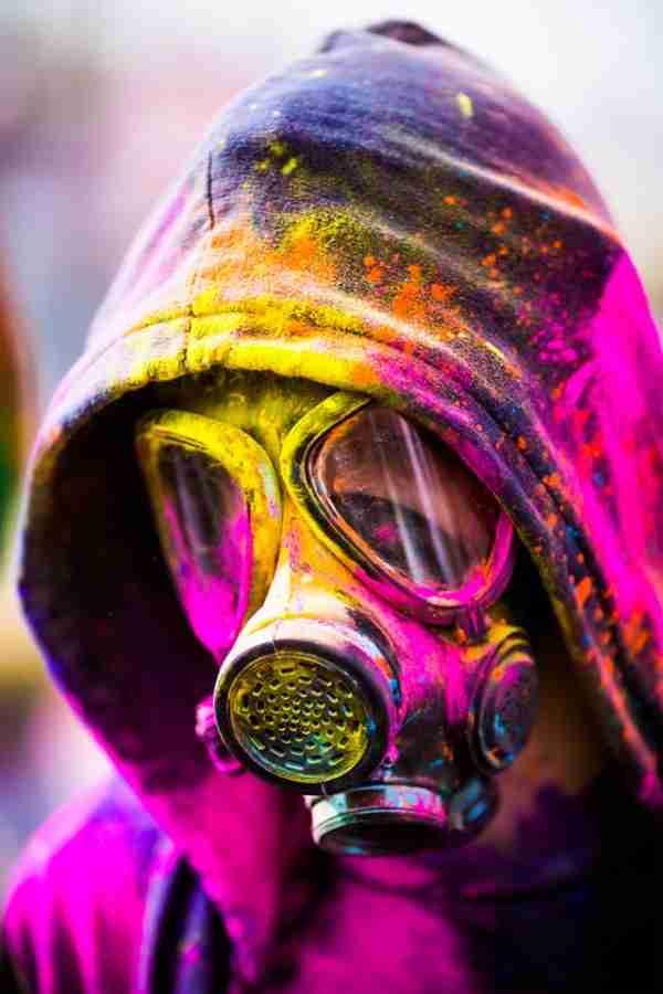 Holi, Το φεστιβάλ των Χρωμάτων