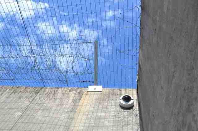 Το κελί του Άντερς Μπρείβικ
