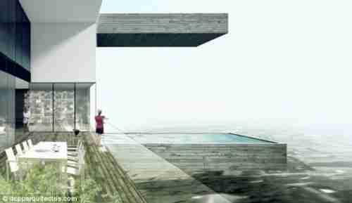 Sky Condos, η πιο «τρομακτική» πισίνα του κόσμου
