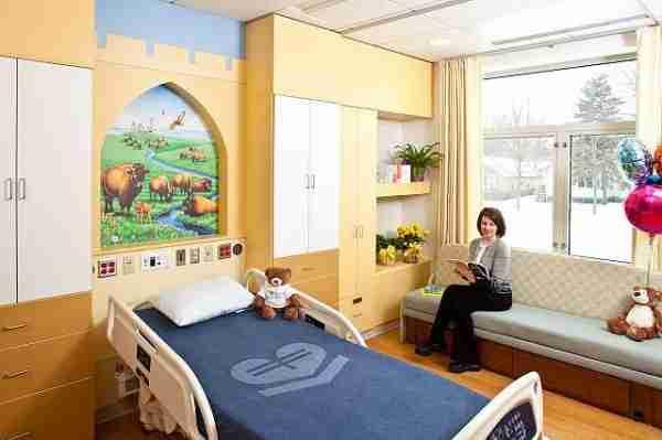 Νοσοκομείο Παίδων Σάνφορντ- Σιού Φολς, Νότια Ντακότα