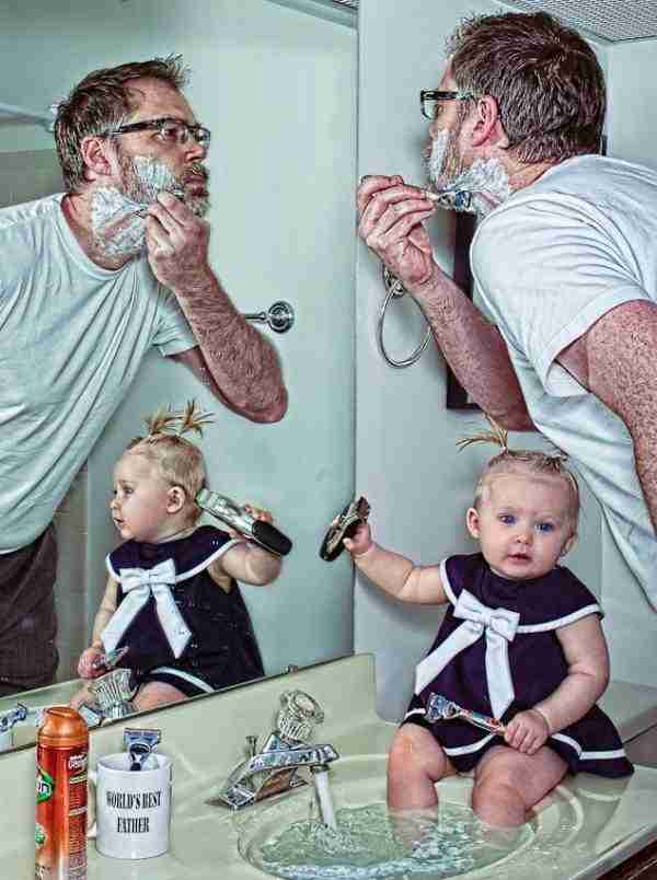 Ο καλύτερος μπαμπάς του κόσμου!