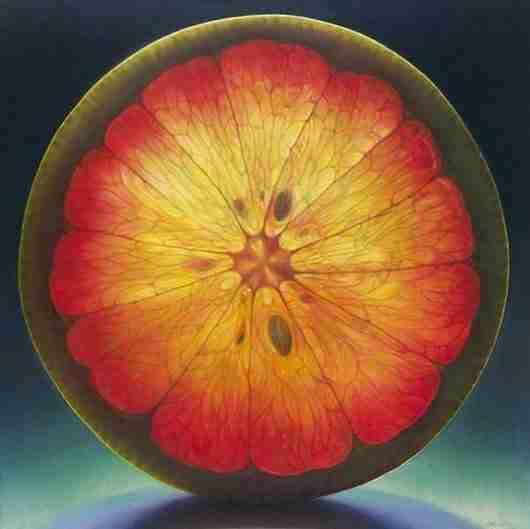Πίνακες φρούτων από τον Dennis Wojtkiewicz