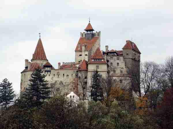 Το κάστρο του Κόμη Δράκουλα