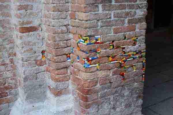 Δίνοντας χρώμα στους δρόμους με Lego