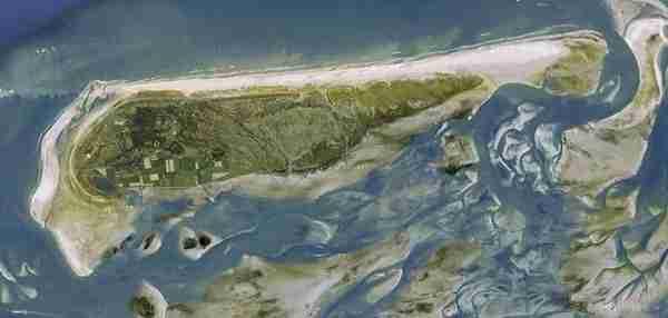 Schiermonnikoog, το νησί που κινείται!